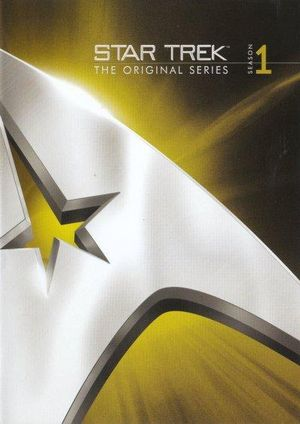 Star Trek The Original Series : Season 1 (Remastered) - Bill Blackburn