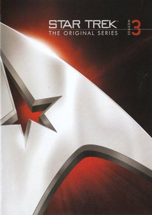 Star Trek The Original Series : Season 3 (Remastered) - Nichelle Nichols