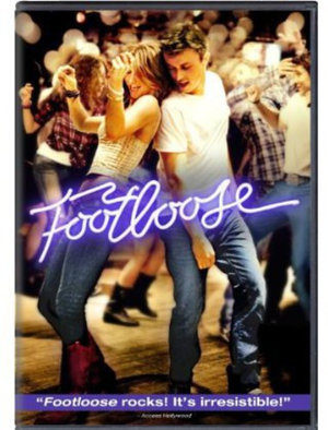 Footloose (1984) (Jacket Edition) - Lori Singer