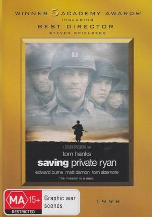 Saving Private Ryan (2 Disc Academy Awards) - Tom Sizemore