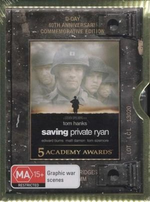 Saving Private Ryan - Tom Hanks