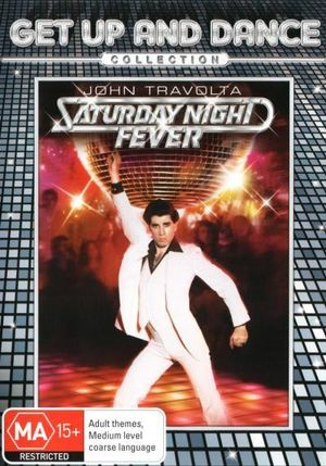 Saturday Night Fever (Get Up and Dance) - Karen Gorney