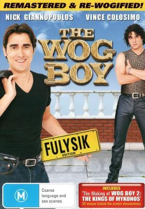 the wog boy An authentic no-holds-barred laugh fest that sprouted characters such as effie  and mimo, and led to television sitcom acropolis now and the wog boy movies.