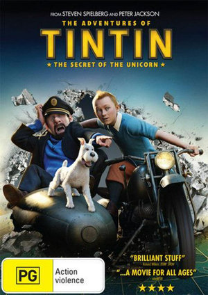 The Adventures of Tintin : The Secret of the Unicorn - Nick Frost
