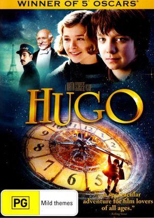 Hugo - Chloe Grace Moretz