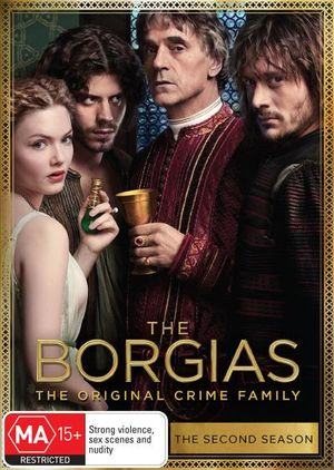 The Borgias : Season 2 - Lotte Verbeek