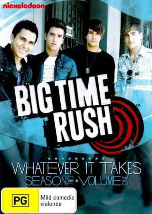 Big Time Rush : Whatever it Takes - Season 2 - Volume 1 - Kendall Schmidt