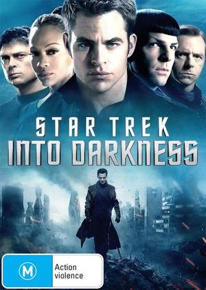 Star Trek Into Darkness - John Cho
