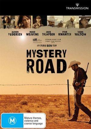 Mystery Road - Aaron Pedersen