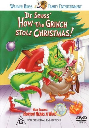 How the Grinch Stole Christmas (1966) / Horton Hears a Who! (1970) (Dr Seuss) - Chuck Jones