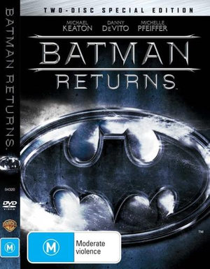 Batman Returns (1992) (2 Disc Special Edition) - Michael Gough