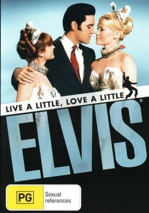 Live a Little, Love a Little (Elvis) - Rudy Vallee