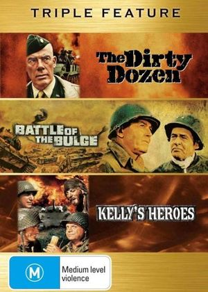 Kelly's Heroes / The Battle of the Bulge / The Dirty Dozen - Carroll OConnor