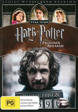 Harry Potter and the Prisoner of Azkaban : Harry Potter : Film 3 - Chris Rankin