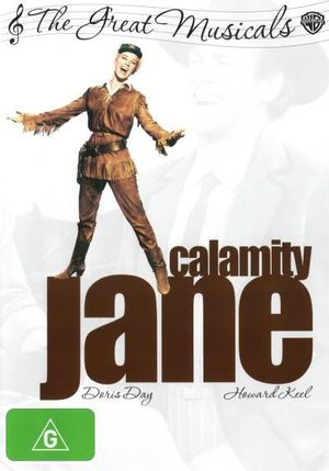 Calamity Jane (1953) (The Great Musicals) - Doris Day