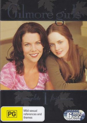 Gilmore Girls : Season 1 (New Packaging) - Keiko Agena