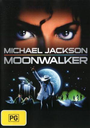 Michael Jackson : Moonwalker - Michael Jackson