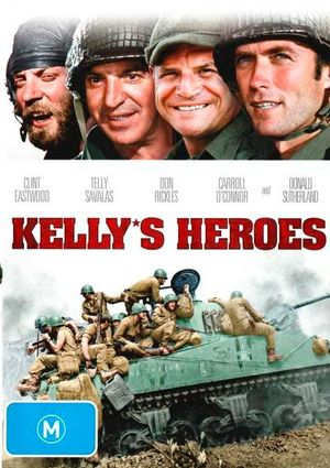 Kelly's Heroes - Carroll O'Connor