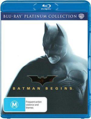 Batman Begins (2005) (Platinum Collection) - Christian Bale