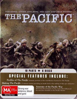 The Pacific - Chris Milligan