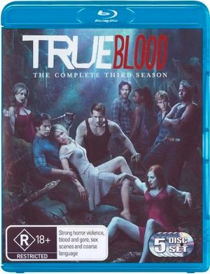 True Blood : Season 3 - Ryan Kwanten