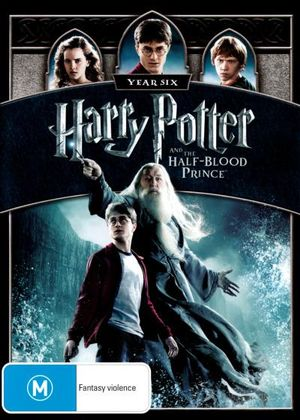 Harry Potter and the Half-Blood Prince : Harry Potter : Film 6 - Daniel Radcliffe
