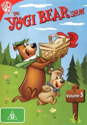 Yogi Bear Show : The Complete Series - Volume 3