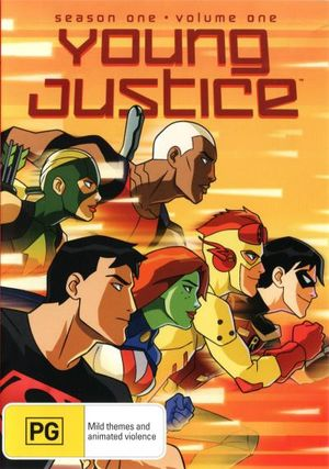 Young Justice on DVD. Buy new DVD & Blu-ray movie releases ...