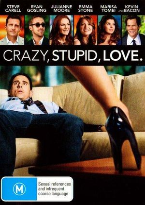 Crazy, Stupid, Love - Emma Stone