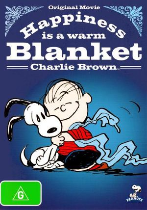 Charlie Brown : Happiness is a Warm Blanket - Blesst Bowden