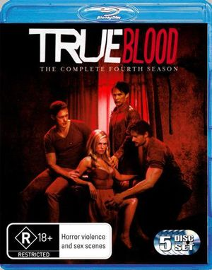 True Blood : Season 4 - Ryan Kwanten