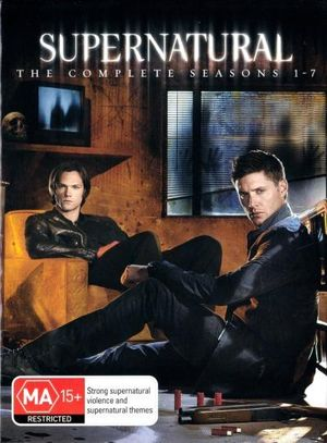 Supernatural : Seasons 1 - 7 (41 Discs) - Misha Collins