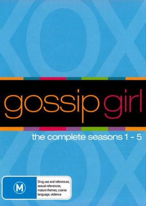 Gossip Girl : Seasons 1 - 5 (Amaray Packaging Boxset) - Leighton Meester