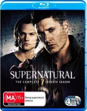Supernatural : Season 7 (4 Discs) - Misha Collins