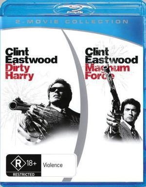 Dirty Harry / Magnum Force (Clint Eastwood) (Blu-ray Double) - Andrew Robinson