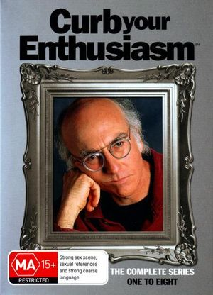 Curb your Enthusiasm : The Complete Series 1 - 8 - Cheryl Hines
