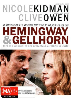 Hemingway and Gellhorn (2012) (HBO Film) - Rodrigo Santoro