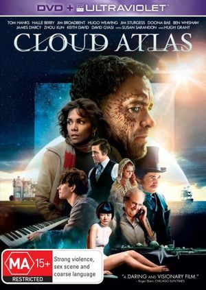 Cloud Atlas (DVD/UltraViolet) - Tom Hanks