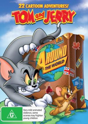 Tom and Jerry : Around the World