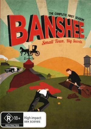 Banshee : Season 1 - Antony Starr