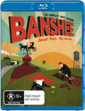 Banshee : Season 1 - Frankie Faison