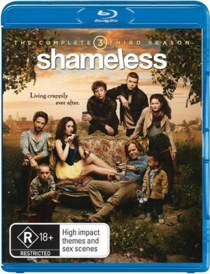 Shameless (US) : Season 3 - William H. Macy