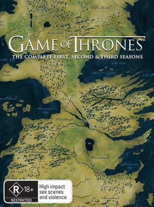 Game of Thrones : Seasons 1 - 3 - Peter Dinklage