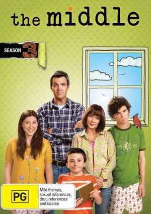 The Middle : Season 3 - Eden Sher