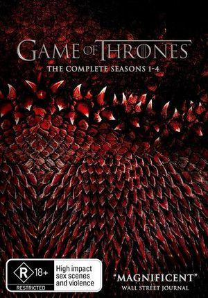 Game of Thrones : Complete Seasons 1-4 - Peter Dinklage