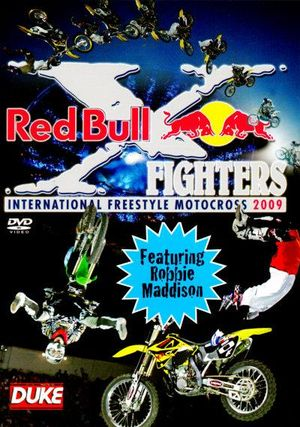 Red Bull X Fighters - International Freestyle Motocross 2009 - Eigo