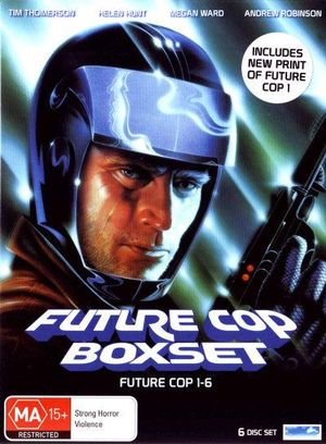 future cop 1984 new movie releases on dvd