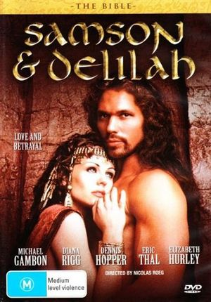 Samson and Delilah : Love And Betrayal - The Bible Series  - Dennis Hopper