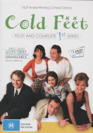 Cold Feet : Series 1 : 2 Disc Set - Declan Lowney