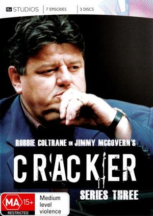 Cracker : Series Three : 2 Disc Set - Roy Battersby